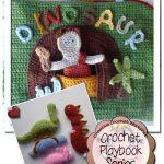 My Crochet Dinosaur Playbook Introduction
